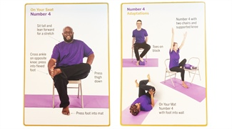 On Your Seat, Feet or Mat - Adaptive Yoga