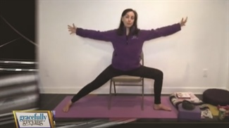 WATCH: Yoga Moves As We Age