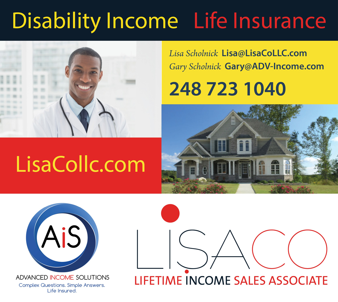 Lifetime Income Sales Associate & Advanced Income Solutions Advertisement